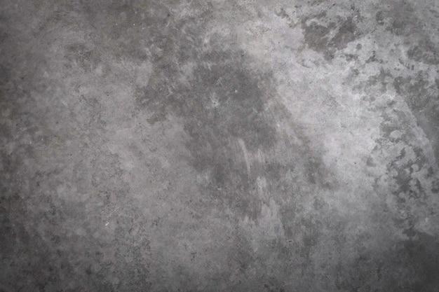 Teksturowane tło szare sztukaterie z zadrapaniami, zadrapaniami i plamami.