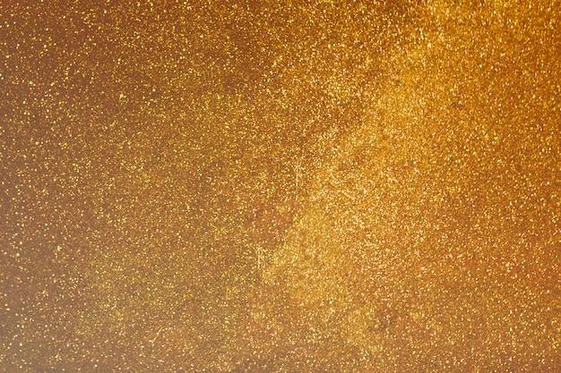 Teksturowane złote tło