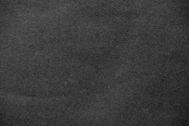 Teksturowany czarny papier pakowy