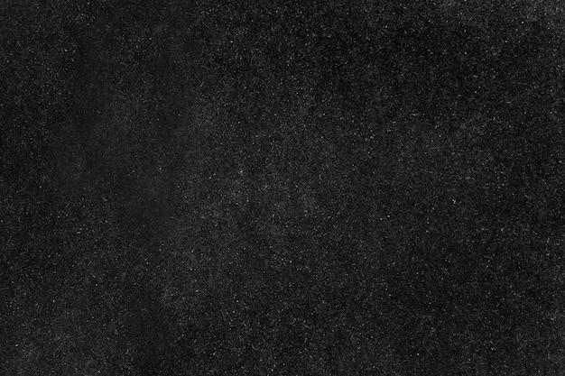 Teksturowany zwykły czarny beton