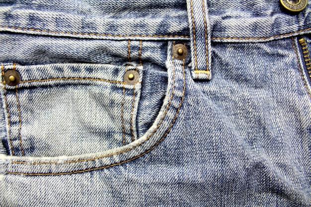 Tekstury dżinsów