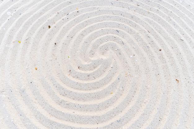 Tekstury piasku