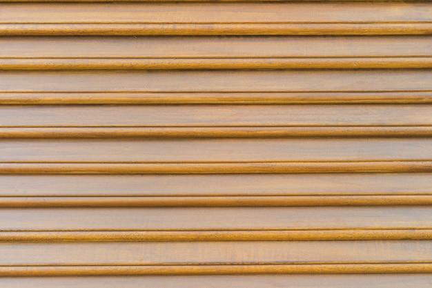 Tekstury tła drewniane żaluzje. żaluzje drewniane