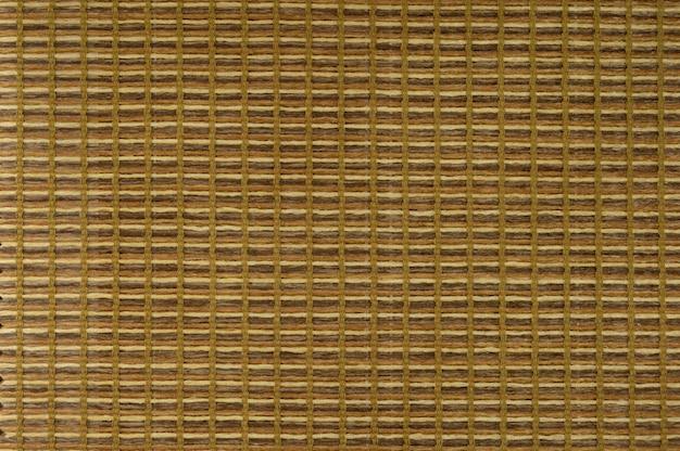 Tekstury wielobarwnych nici na krośnie. abstrakcyjne tła