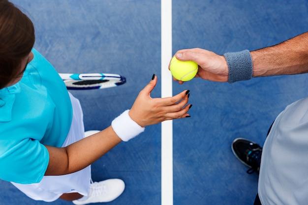 Tenisiści