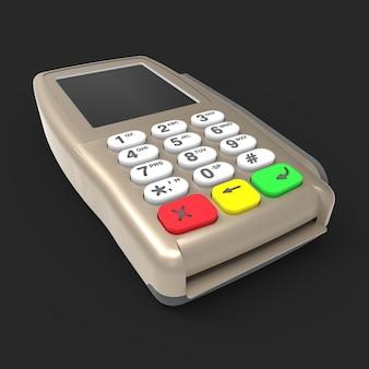 Terminal płatniczy kartą