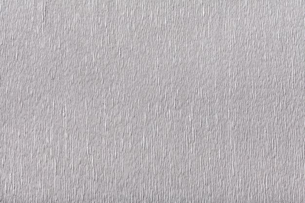 Textural srebrny tło falistej tektury falistej, zbliżenie.