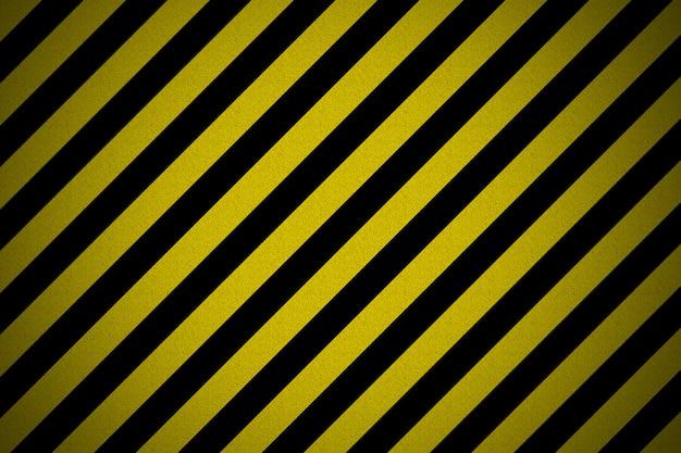 Textured stary pasiasty ostrzegawczy tło pasiasty tło