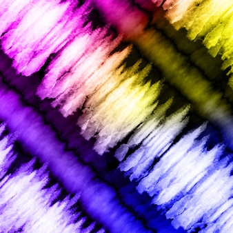 Tie dye kolorowe tło farba akwarelowa w tle