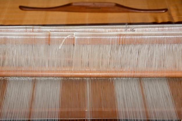 Tkactwo - tkactwo domowe - służy do tkania tradycyjnego tajskiego jedwabiu.