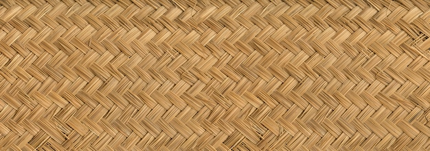 Tkana bambusowa tekstura