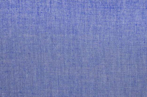 Tkanina Bawełniana Jest Niebiesko-brązowa. Podwójny Kostium. Premium Zdjęcia