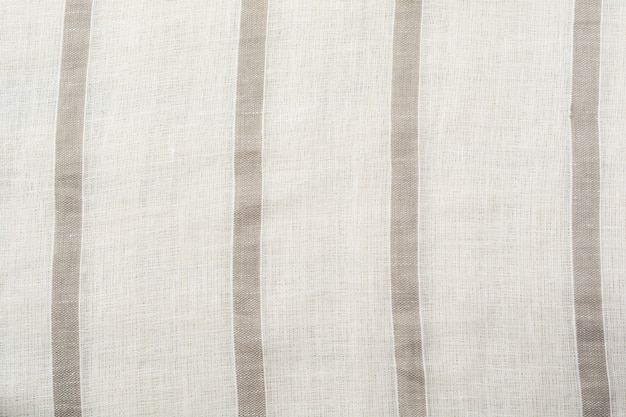 Tkanina lniana tekstura tło