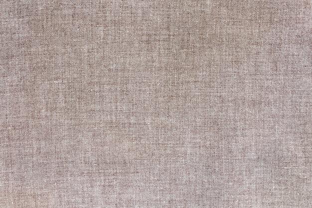 Tkanina naturalna z bawełny lnianej, tekstura tła eco