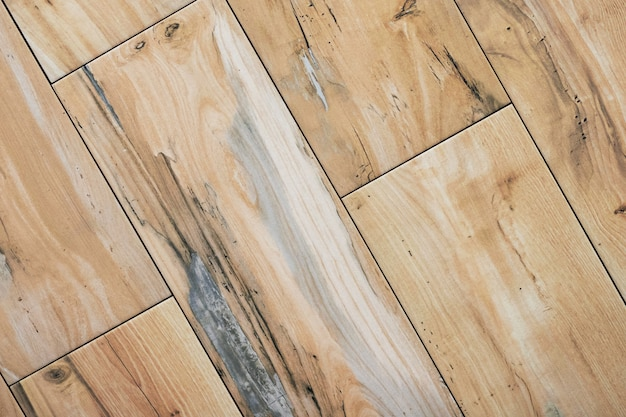 Tła brązu menchii drewniane podławe deski