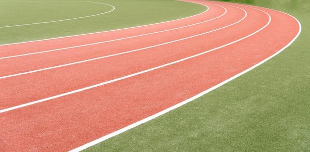 Tła lekkoatletyki biegnącej.