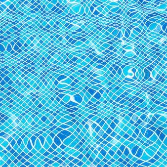 Tła wody w basenie