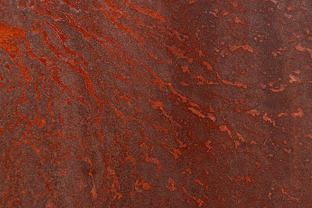 Tlenek stali teksturowanej tło