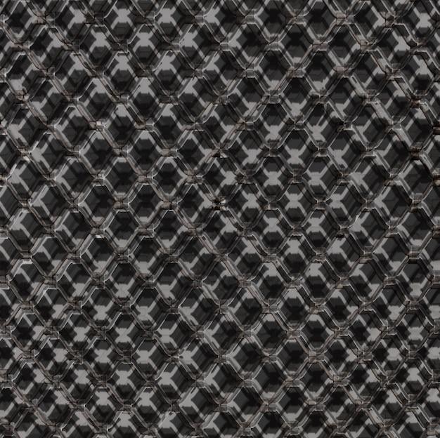 Tlenku stali tekstury