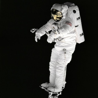 Tlenu pracy astronautów nasa pakietu suit