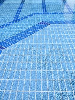 Tło basen
