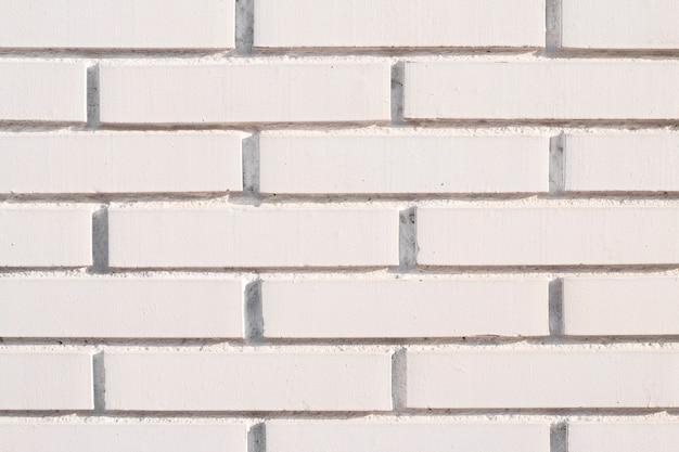 Tło białe cegły ściany
