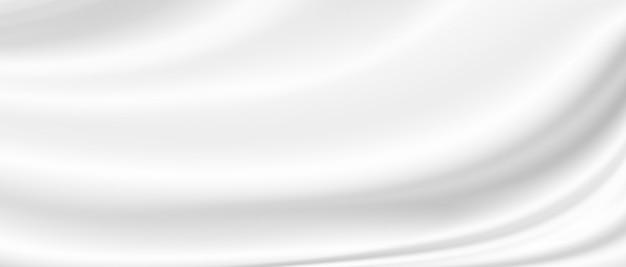 Tło białe luksusowe tkaniny