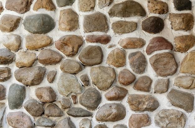 Tło blok wielokolorowe brukowiec streszczenie tekstura.