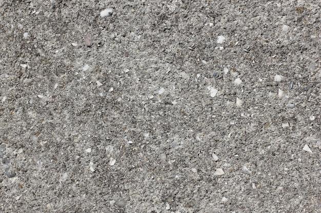 Tło cement gruboziarnisty, z łatami żwiru i muszli morskich, jednorodna struktura.