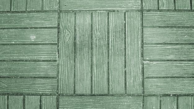 Tło chodnik zielony cegła