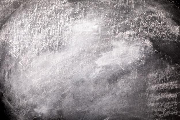 Tło czarna kreda czarna tapeta grunge tekstura