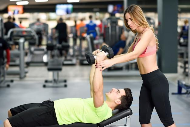 Tło fitness workout styl życia zdrowie
