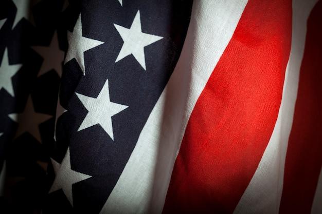 Tło flaga usa stany zjednoczone ameryki.