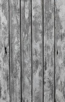 Tło i tekstura dekoracyjna biała drewniana ściana stodoły