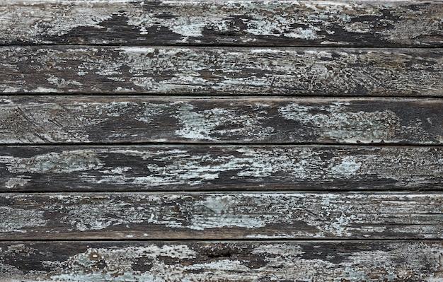 Tło i tekstura dekoracyjna brązowa drewniana ściana stodoły