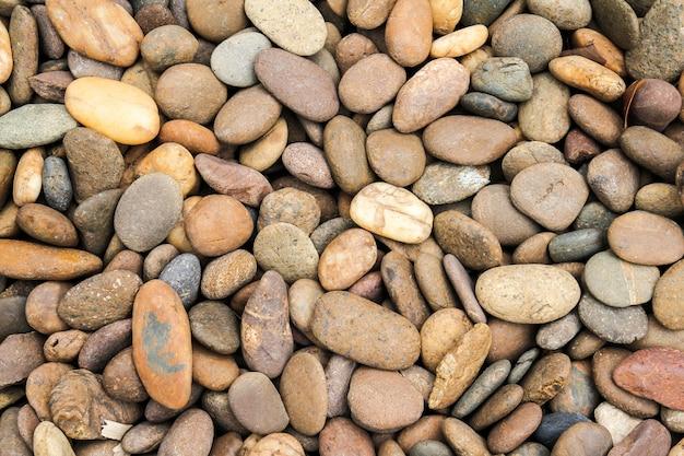 Tło kamień kamyki