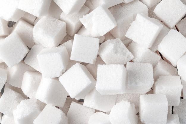 Tło kostki cukru