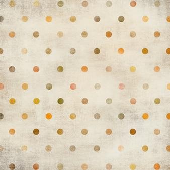 Tło kropki tekstury z kolorowymi kropkami