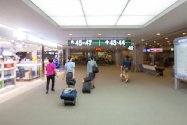 Tło lotniska