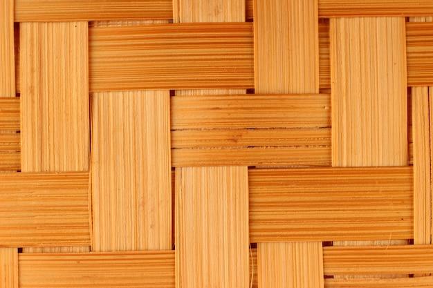 Tło lub tekstura wikliny lub kory