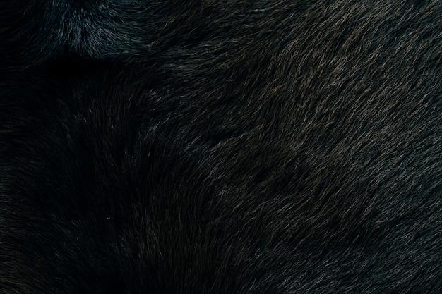 Tło materiału z naturalnego futra