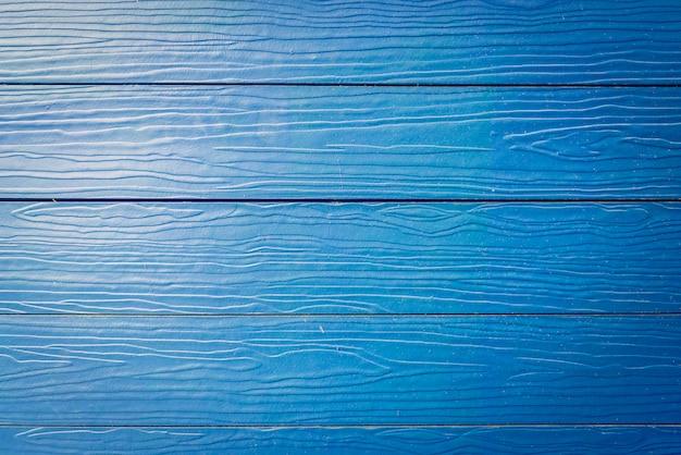 Tło niebieskie drewno tekstury