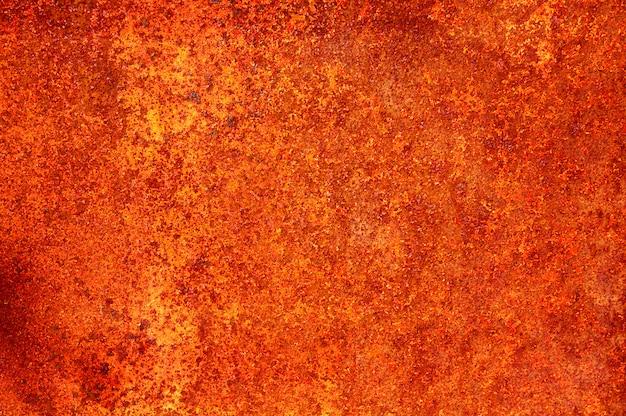 Tło od starego ośniedziałego prześcieradła żelazo. abstrakcyjne tło.
