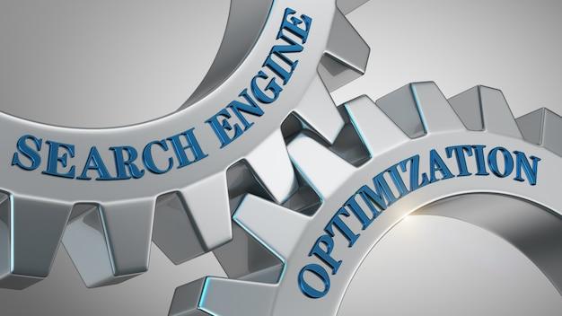 Tło optymalizacji wyszukiwarki