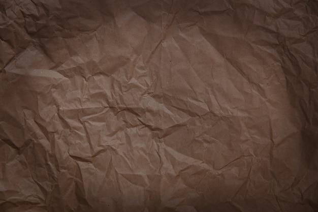 Tło papieru. tekstura arkusz brązowego papieru przydatne dla tła.