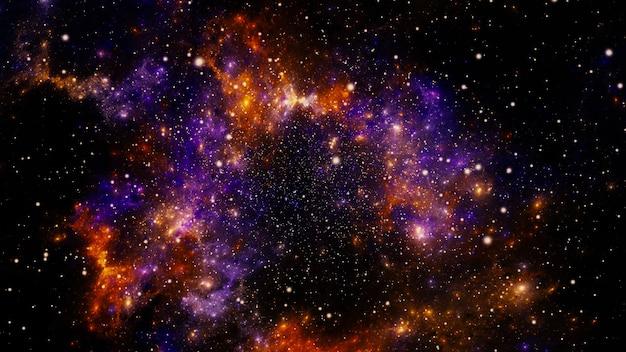 Tło pola gwiazdy. tekstura tło gwiaździsty kosmos