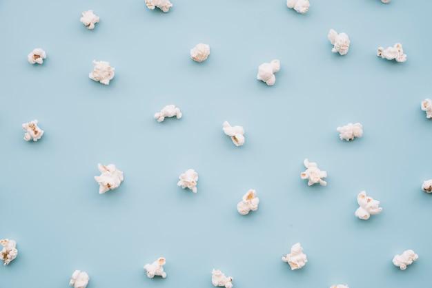 Tło popcorn
