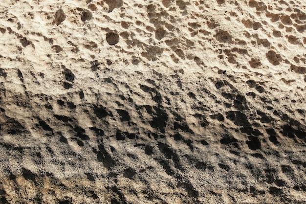 Tło powierzchni skały