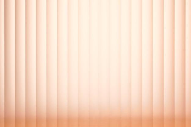 Tło produktu brzoskwiniowego z wzorzystym szkłem