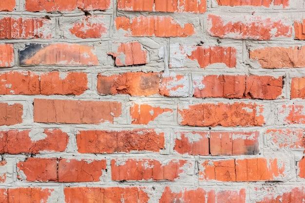 Tło ściana z cegieł tekstura